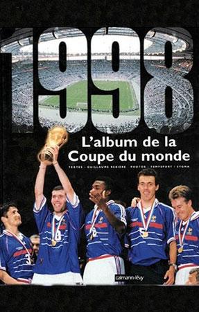 1998 album de la coupe du monde