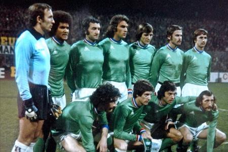 Saint Etienne 1976-1977