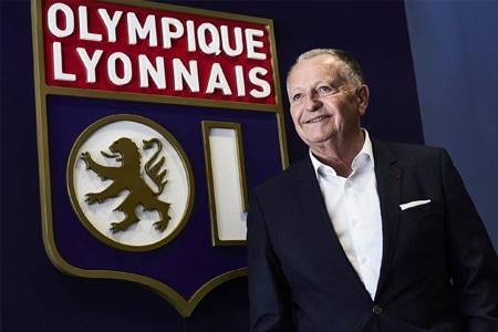 Aulas Olympique Lyonnais