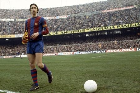 Cruyff au Barça