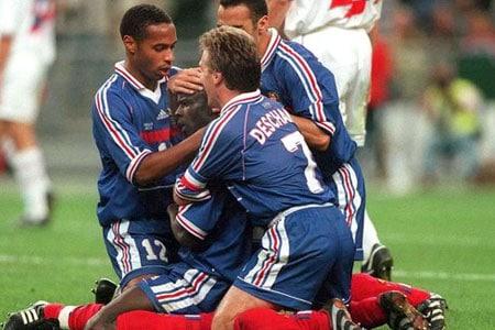 Equipe de France 1998
