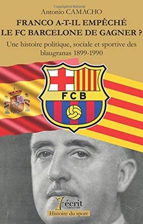 Livre FC Barcelone Franco