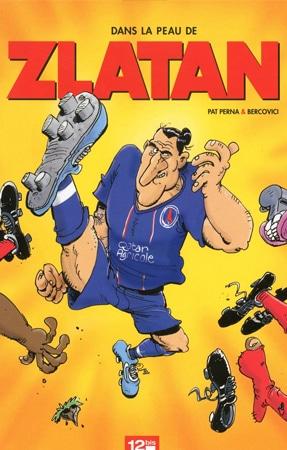 Livre dans la peau de Zlatan