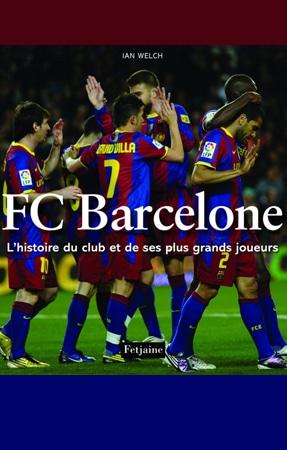 Livre Histoire du FC Barcelone