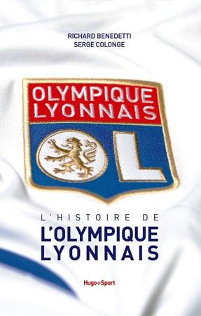 livre histoire olympique lyonnais