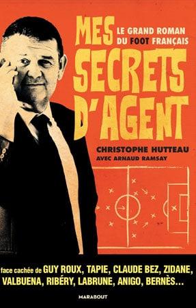 Livre mes secrets d'agent