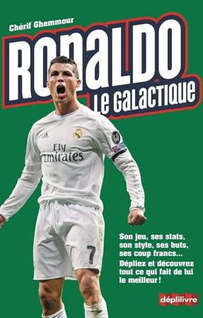 Livre Ronaldo le Galactique