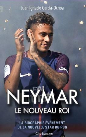 neymar le nouveau roi