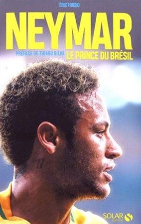 Livre Neymar le prince du Brésil