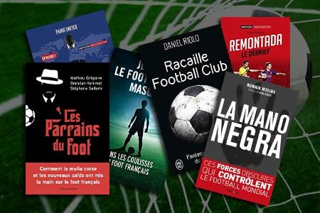 Toutes nos critiques de livre de foot