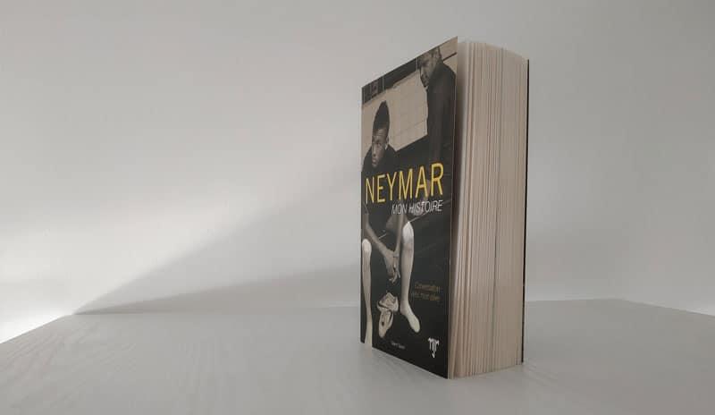 critique neymar mon histoire
