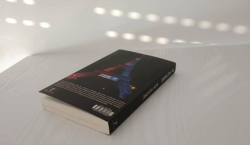 Quatrième de couverture du livre