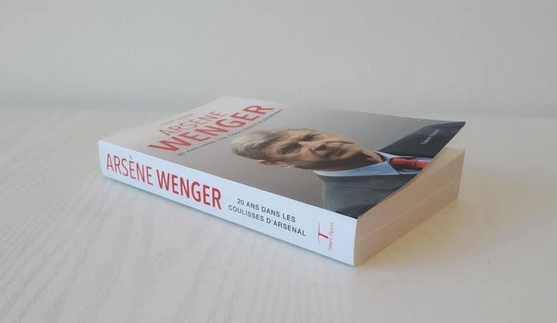 Livre Arsene Wenger