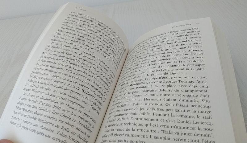 Biographie Varane Extrait