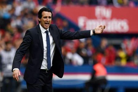 Emery au PSG