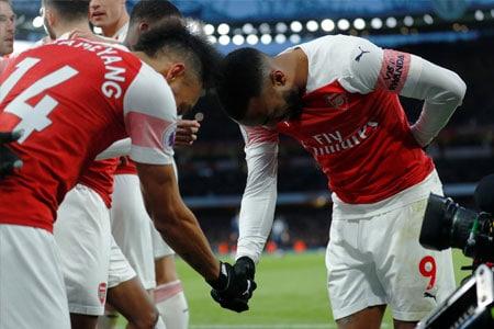 Lacazette et Aubameyang - Les nouveaux visages d'Arsenal