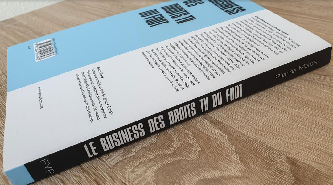 Livre foot business