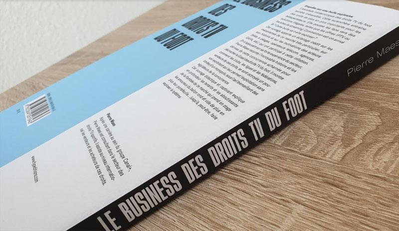 Le business des droits TV du foot - Tranche du livre