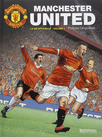 Manchester United - la BD officielle