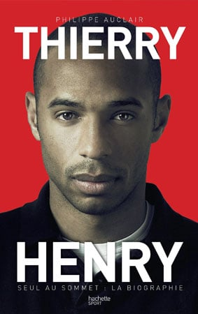 Thierry Henry Seul au sommet