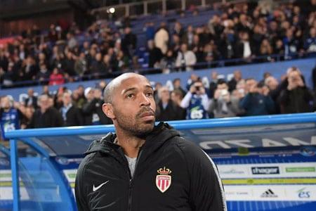 Thierry Henry entraîneur à Monaco