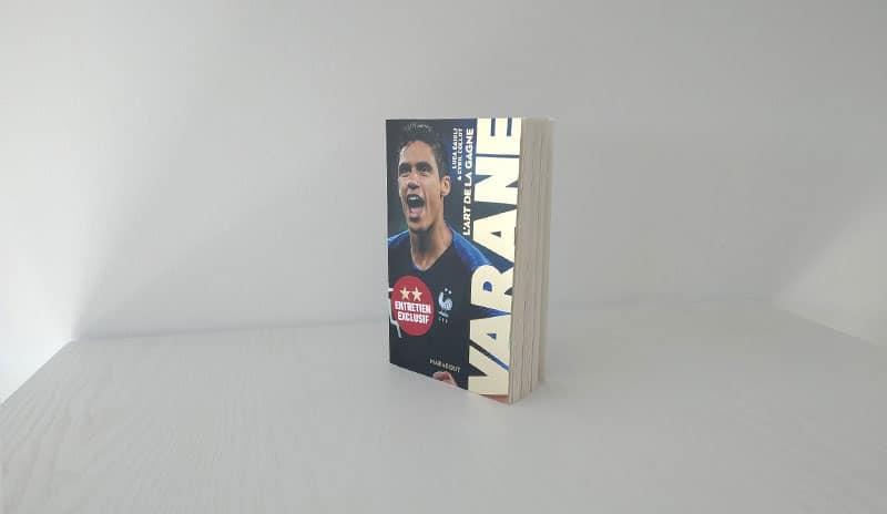 Livre Raphael Varane