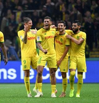 Livre FC Nantes