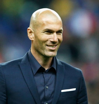 Livre Zinédine Zidane