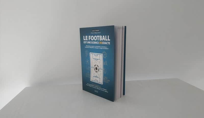 238 pages pour le football est une science inexacte