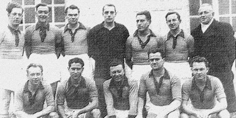 Le FC Nantes de 1943