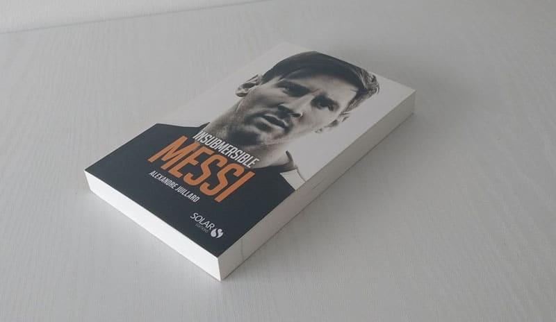 Livre Biographie Lionel Messi