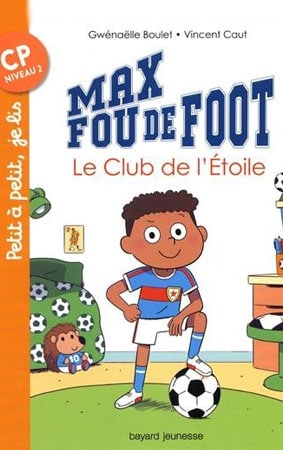Max fan de foot