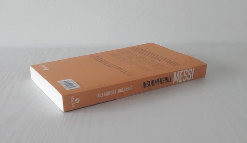 Pour son livre sur messi Solar Editions a opté pour l'originalité