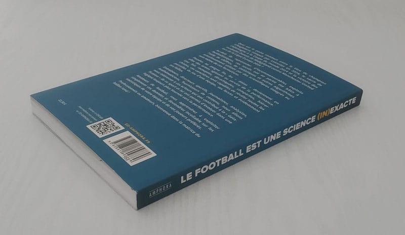 le football est une science inexacte quatrième de couverture